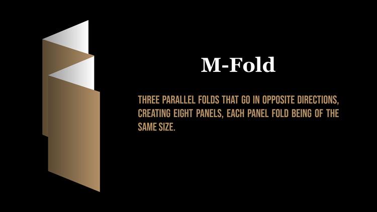 Brochure M-Fold - GDK Printing Pte Ltd