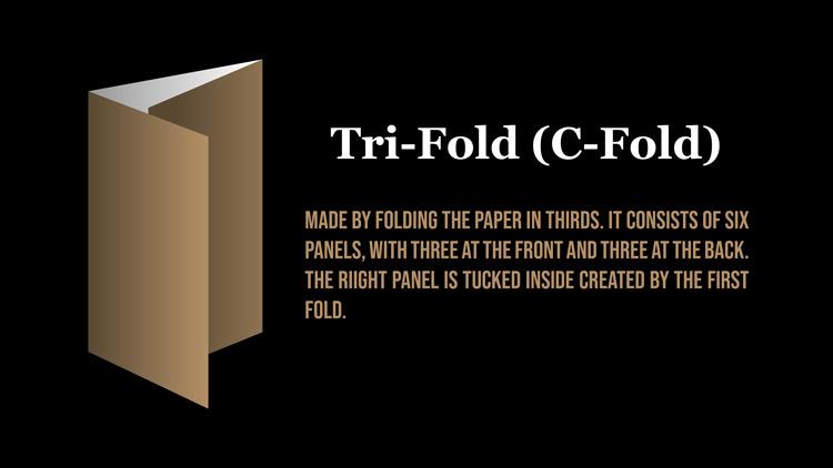 Brochure Tri-Fold - GDK Printing Pte Ltd