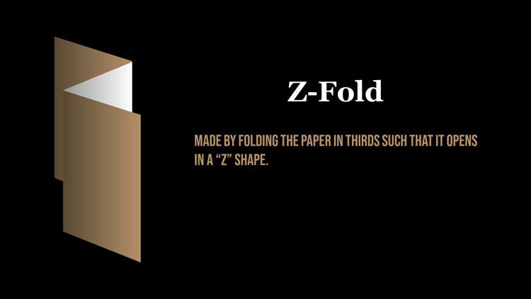 Brochure Z-Fold - GDK Printing Pte Ltd