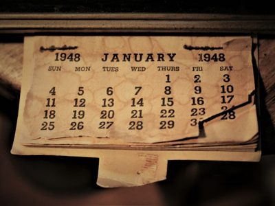 Desktop Calendar - GDK Printing Pte Ltd
